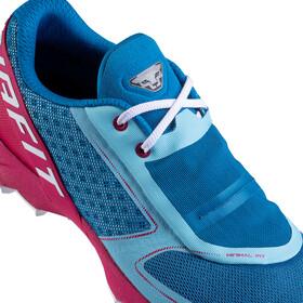 Dynafit Feline UP Shoes Women mykonos blue/sangria
